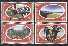 Hong Kong 2004 Rugby Sevens/Sports/Games/Stadia/Buildings 4v set (n35512)