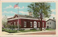 U.S. Post Office Union City Pa Postcard