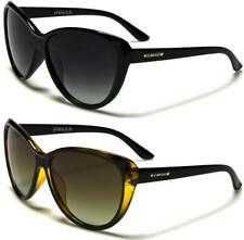 Nuevas gafas de sol Negras Polarizadas Mujer Damas Ojo De Gato Vintage Gafas De Sol Retro Lar