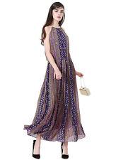 Women Halter Neck PLUS SIZE Maxi Evening Dress 12 14 16 18 20 22 24 26 -pld77