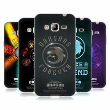 HOW TO TRAIN YOUR DRAGON: THE HIDDEN WORLD III ICON ART GEL CASE SAMSUNG PHONE 3