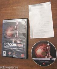 Videogioco pc dvd scacchi premium il programma campione del mondo fx 2007 italia