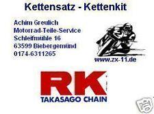 RK X-Ring catene Set Kawasaki Zephyr 750, zr750, 15-39-106, kettenkit, attacco