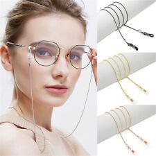 1pc Vintage Eyeglass Holder Glasses Retainer Cord Anti-Slip Strap For Women Men