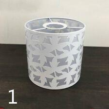 Métal Floral Abat Jour Lampe Couvres Table Suspension Plafond Chaud Moderne