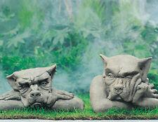 Torwächter Figur Devonshire Gargoyle faul/wachsam ©by Fiona Scott Steinguss