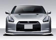 09-11 Fits Nissan GTR Eros V.5 Duraflex Front Bumper Lip Body Kit!!! 109066