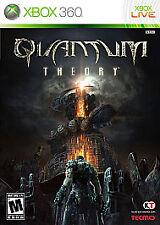 Quantum Theory (Microsoft Xbox 360, 2010)VG