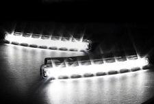 FEUX DE JOUR 8 LED RENAULT TWINGO CLIO 1 2 3 MEGANE LAGUNA ESPACE SCENIC GRAND