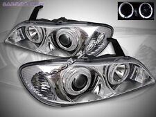 FIT FOR 00-04 Infiniti I30/I35 Headlights CC Halo 01 02 03 Lamp