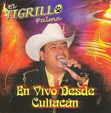 New: El Tigrillo Palma: En Vivo Desde Culiacán  Audio CD