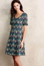 NIP Anthropologie Hollyhock Dress by HD in Paris Sz M Petite $148