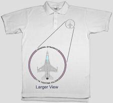 F-16 Fighting Falcon Polo Shirt