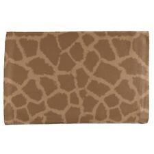 Giraffe Pattern All Over Hand Towel