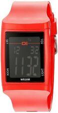 01 THE ONE DG921RD Digital Plastic DG Watch