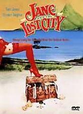 Jane and the Lost City DVD, Ian Roberts, Maud Adams, Jasper Carrott, Kirsten Hug