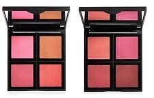 E.L.F. STUDIO POWDER BLUSH PALETTE NEW 4 shades choose color ELF LIGHT DARK