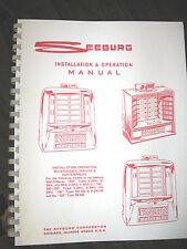 Seeburg Wall Box Manual 11 Model Types