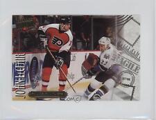 1997 Donruss Priority Postcards #21 John LeClair Philadelphia Flyers Hockey Card