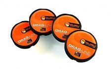 Guru Drag Line - All Sizes - 4lb, 6lb, 8lb or 10lb - Match Fishing Reel Line