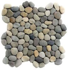 Tigers Eye Pebble piastrella (CAMPIONE) per l'uso su pareti o pavimenti