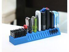 USB STICKS SD AND MICRO SD CARD Desk Stand Mount Storage Holder Designer Gift