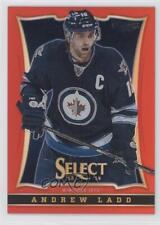2013-14 Select Black Friday Red Prizm #88 Andrew Ladd Winnipeg Jets Hockey Card