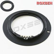 AF Confirm Adapter for M42 screw lens to SONY ALPHA MINOLTA A77 A580 A290 black