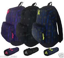 Adidas Classic Mochila Gym Kit Colegio Deporte Escolar Bolsa De Viaje Kids