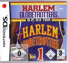 Harlem Globetrotters World Tour (Nintendo DS)
