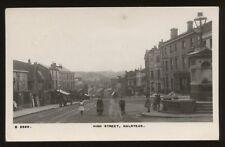 Essex HALSTEAD High St 1916 RP PPC