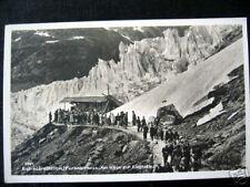 Switzerland~1920s Belvedere~Path to Glacier Tunnel