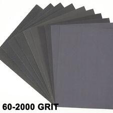 Nassschleifpapier 5x 800 f Autolack 230x280mm  Schleifpapier FreiHaus Klingspor