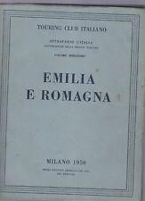 touring club italiano - CTI - attraverso l italia - emilia e romagna