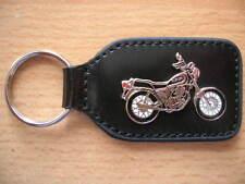 Schlüsselanhänger Suzuki GN 250 / GN250 Art. 0088 Motorrad Motorbike Moto Töff