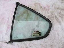 WINDOW GLASS N/S REAR DOOR QUARTER LIGHT from BMW 320I SE AUTO E36 SALOON 1995