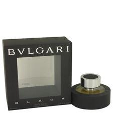 Bvlgari Black (bulgari) Men Cologne 2.5 oz 1.3 oz EDT Brand Spray NIB Unisex