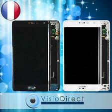 Ecran complet pour Samsung Galaxy Note 4 Edge N915 blanc/noir vitre+LCD+châssis