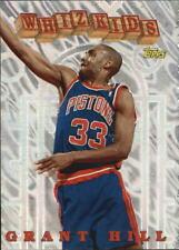 1995-96 Topps Whiz Kids Basketball Cards Pick From List