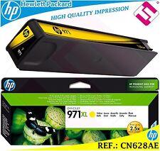 TINTA AMARILLA 971XL ORIGINAL HP CARTUCHO AMARILLO HEWLETT PACKARD CN627AE