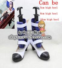New Tokyo Mew Mew Ichigo Transfiguration Momomiya Cosplay Boots Shoes{fhh}12