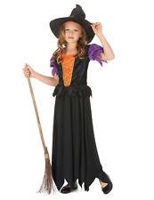 Déguisement sorcière fille Cod.222014