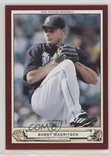 2005 Upper Deck Origins Red #181 Bobby Madritsch Seattle Mariners Baseball Card