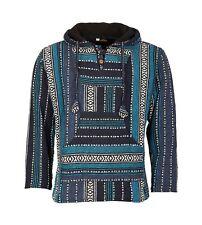 Kunst und Magie Nepal Baja Jerga Sweatshirt Poncho
