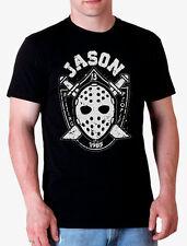 Camiseta hombre JASON VIERNES 13 T shirt varias tallas sizes FRIDAY the 13 th