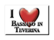 CALAMITA LAZIO FRIDGE MAGNET MAGNETE SOUVENIR LOVE BASSANO IN TEVERINA (VT)