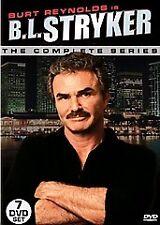 B.L. Stryker - The Complete Series (DVD, 2008, 7-Disc Set) Burt Reynolds