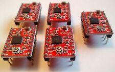 3D Printer Stepper Motor Driver - A4988 - Pololu, Reprap, Red StepStick comp