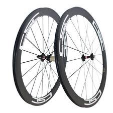 CSC T800 50mm Carbon Road Bike Wheels Bicycle Wheelset 23,25mm Wide U Shape