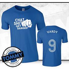 Jamie Vardy chat se faire défoncer T-shirt, Leicester Ville T-Shirt, Jamie Vardy LCFC
